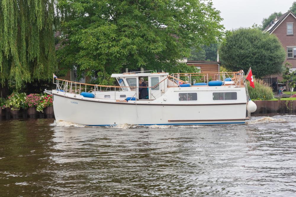 Hunger Einzelbau Motorboot
