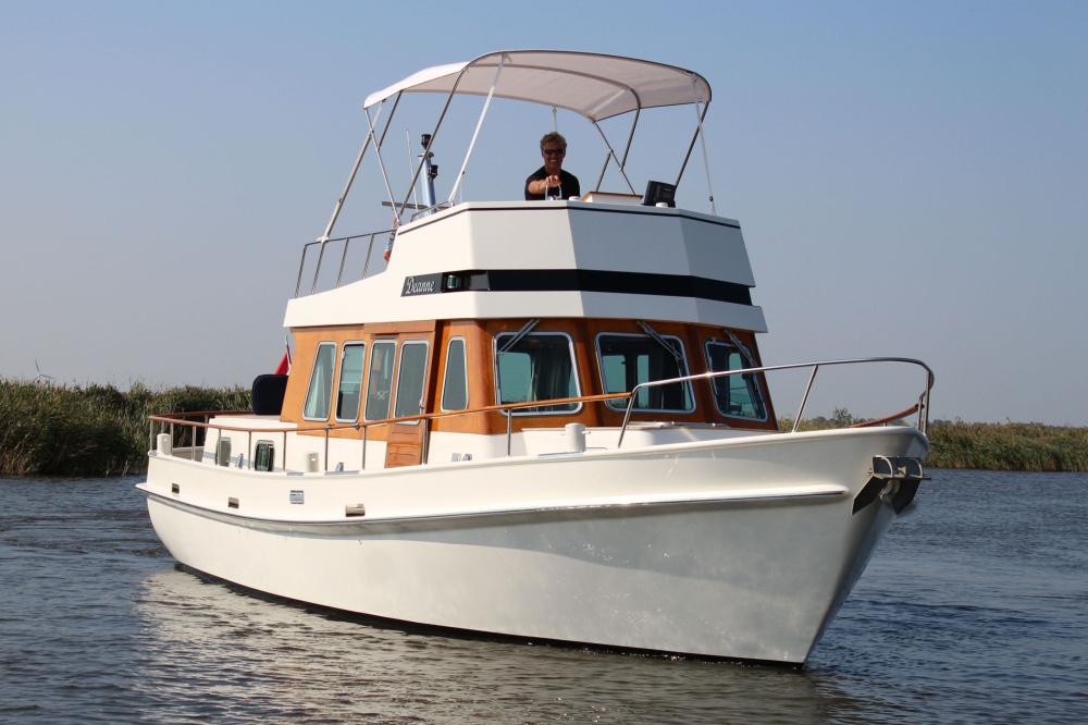 Dart Trawler 40 (Volker Design)