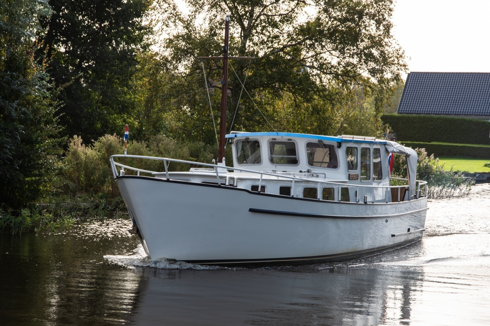 lauwersmeer Trawler