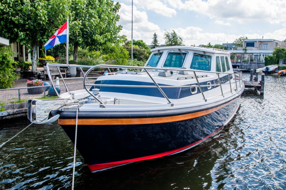 """Maartje"" Aquastar 38 ""Custom"""