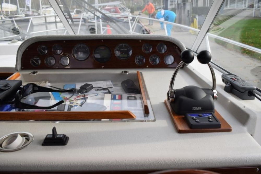 Nimbus 380 Commander