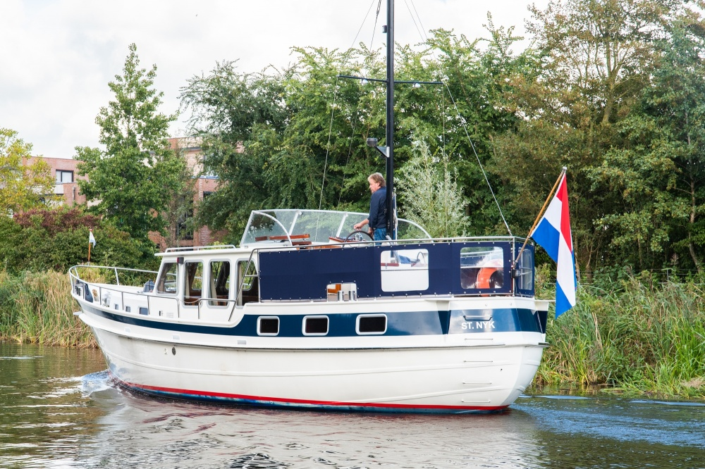 Super Lauwersmeer Kotter 1250 AK