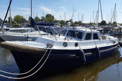 Spurt 25 ( voorloper ONJ loodsboot)