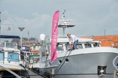 Motorboot Sneek afgelast, 4Beaufort biedt oplossing!