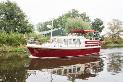 Aquanaut Drifter Trawler 1150 AS