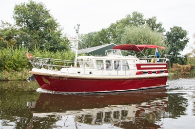 Aquanaut Drifter Trawler 1150 AS