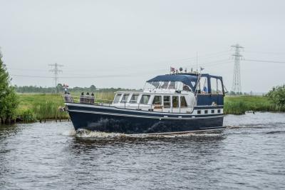 Super Lauwersmeer kruiser 13.50 AK