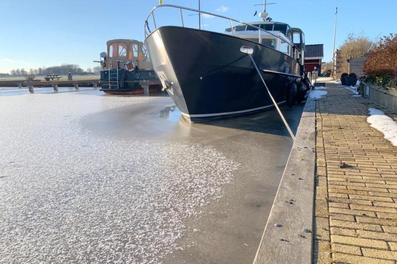 Wonen op een motorboot: ieder seizoen zijn charme